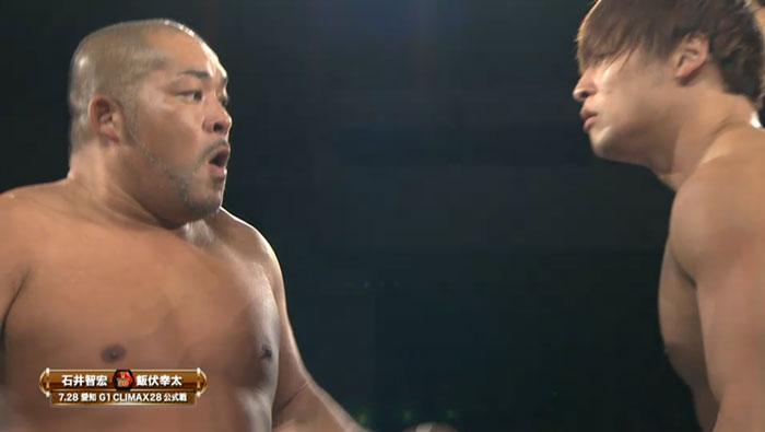 Risultati immagini per NJPW G1 Climax 28 Kota Ibushi