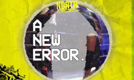 NORTH Wrestling NCL.10: A New Error (May 12, 2018)