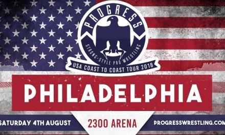 PROGRESS Coast to Coast: Philadelphia (August 04, 2018)