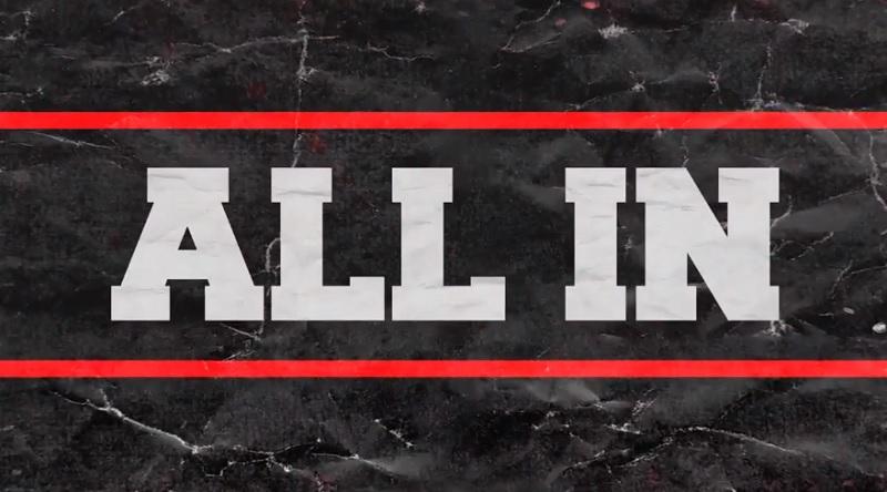 ALL IN (September 01, 2018)