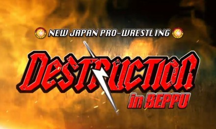 NJPW Destruction in Beppu (September 17, 2018)
