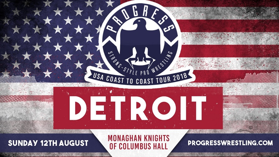 PROGRESS Coast to Coast: Detroit (August 12, 2018)