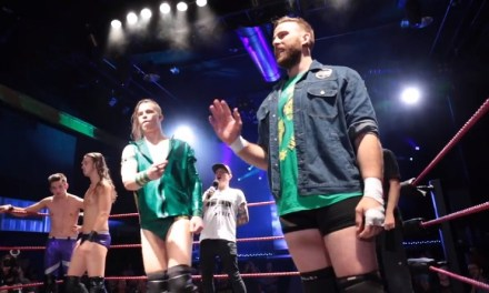 NEWS: February 01, 2019 (Pro-Wres Transfers, EVE, Aussie Open, wXw, brief-ish Takeover/Rumble reviews and ratings)