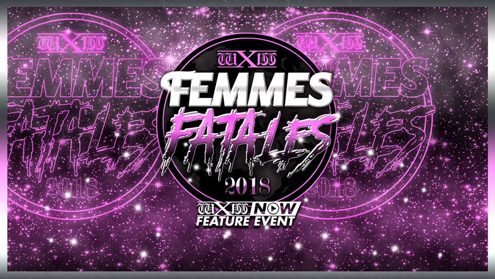 wXw Femmes Fatales 2018 – Live Report (October 06, 2018)