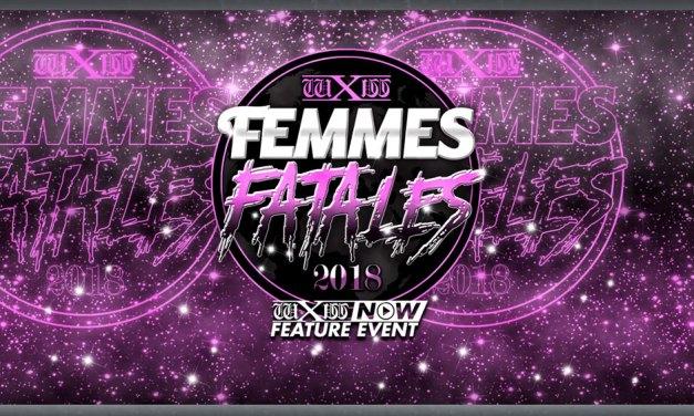 wXw Femmes Fatales 2018 – Live Report (October 06, 2018)