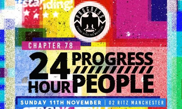 PROGRESS Chapter 78: 24 Hour PROGRESS People (November 11, 2018)