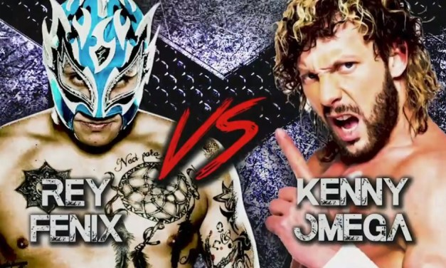 Match Review: Rey Fenix vs. Kenny Omega (NEW Redemption) (November 09, 2018)