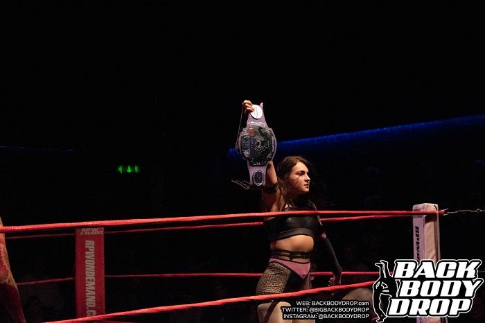 Revolution Pro Wrestling Live At The Cockpit 34 (November 04
