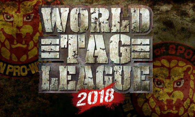 NJPW World Tag League 2018 – Night Seventeen (Finals) (December 09, 2018)