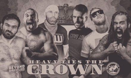 Beyond Wrestling Heavy Lies The Crown (December 31, 2018)