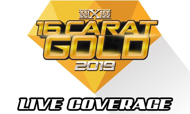 wXw 16 Carat Gold 2019 – Night One – Live Report (March 08, 2019)