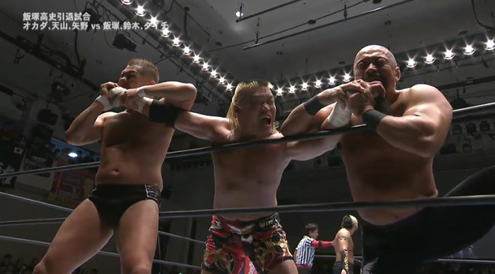 NJPW New Japan Road (Takashi Iizuka Retirement Match) (February 21