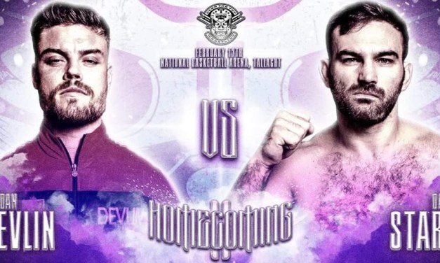 Match Review: Jordan Devlin vs. David Starr (OTT Homecoming 2, February 17, 2019)