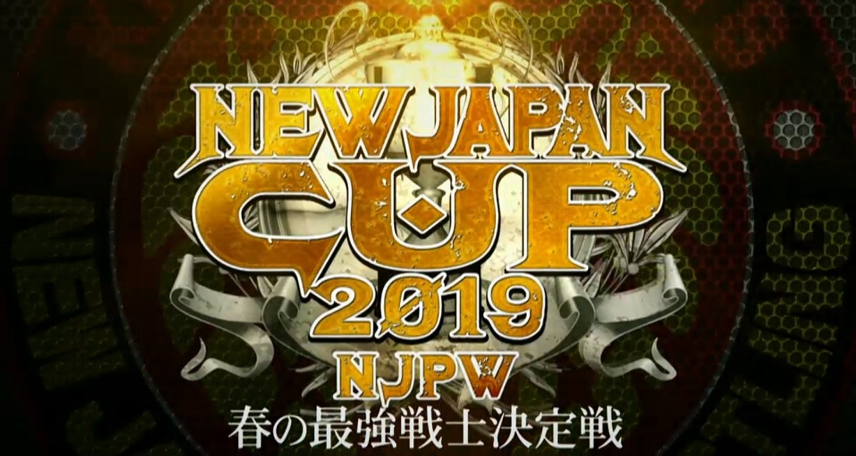 NJPW New Japan Cup 2019 – Night Eight (March 17, 2019) (Tournament Matches Only Edition)