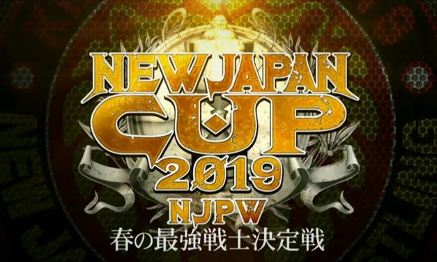 NJPW New Japan Cup 2019 – Night Eleven (March 23, 2019) (Tournament Matches Only Edition)