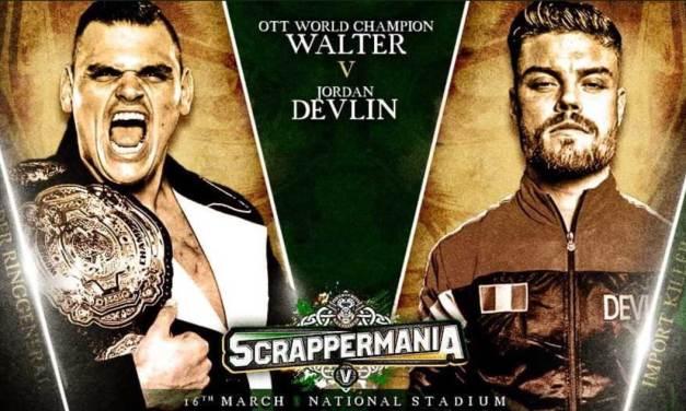 Match Review: Jordan Devlin vs. WALTER (OTT ScrapperMania V) (March 16, 2019)