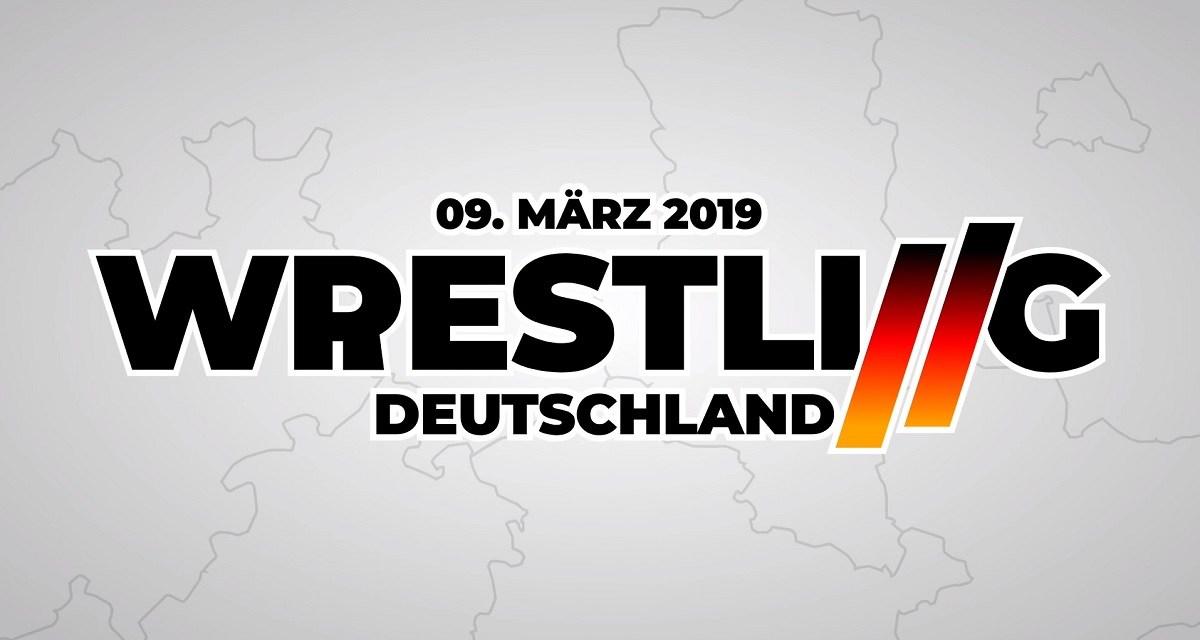 #WrestlingDeutschland 2 (March 09, 2019)