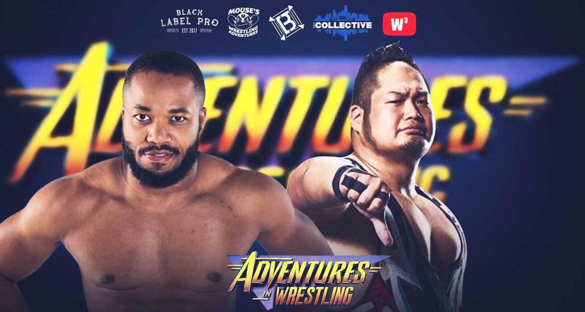 Black Label Pro Adventures in Wrestling (April 05, 2019)