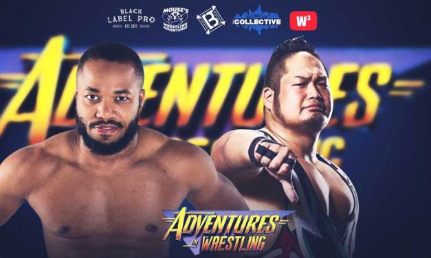 Black Label Pro Adventures in Wrestling (April 05, 2019)