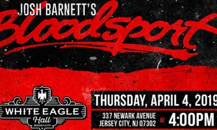 GCW Josh Barnett's Bloodsport (April 04, 2019)