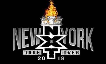 NXT Takeover: New York (April 05, 2019)