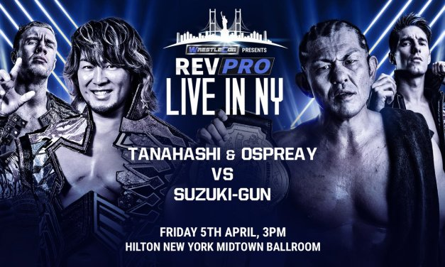 Rev Pro Live in New York City (April 05, 2019)