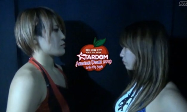 Stardom American Dream in the Big Apple (April 05, 2019)