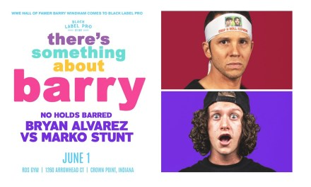 Match Review: Bryan Alvarez vs. Marko Stunt (Black Label Pro There's Something About Barry) (June 01, 2018)