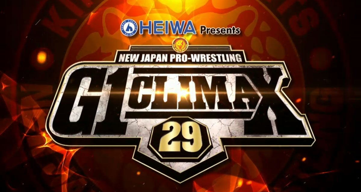 NJPW G1 Climax 29 – Night Eight (Block B) (July 24, 2019)
