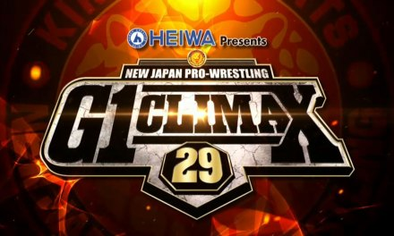 NJPW G1 Climax 29 – Night Six (Block B) (July 19, 2019)