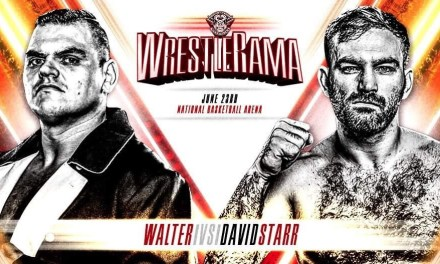 Match Review: David Starr vs. WALTER (OTT WrestleRama 3) (June 23, 2019)