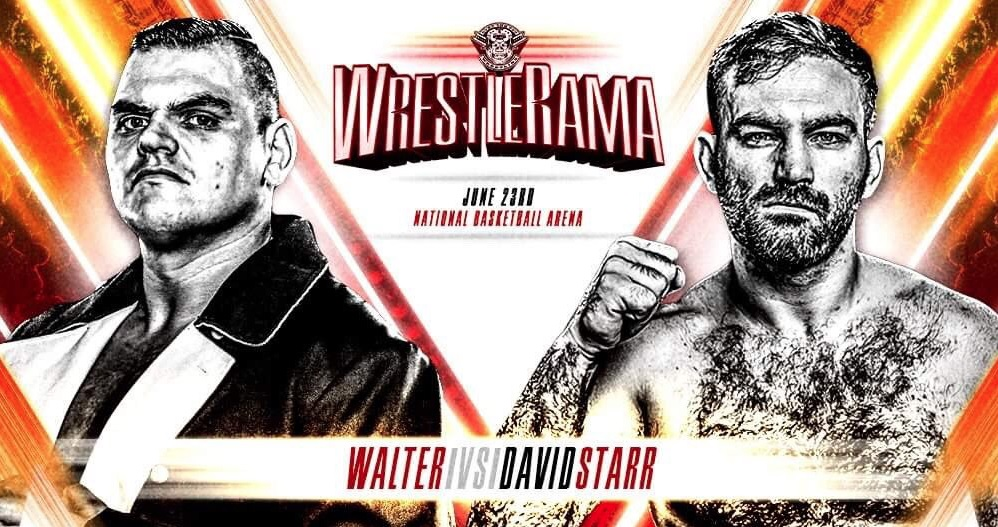 Match Review: David Starr vs. WALTER (OTT WrestleRama 3) (June 23, 2019)