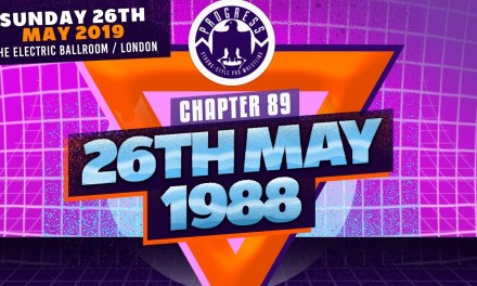 PROGRESS Chapter 89: 26th May 1988 (May 26, 2019)