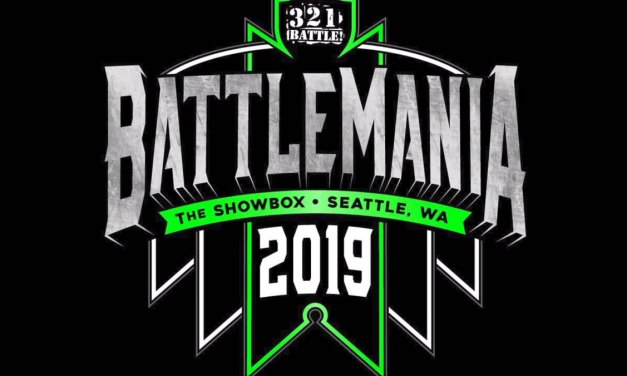 Match Review: Daniel Makabe vs. Jonathan Gresham (3-2-1 BATTLE! BattleMania 2019) (April 19, 2019)