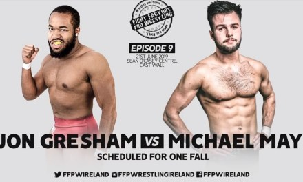 Match Review: Michael May vs. Jonathan Gresham (Fight Factory Pro Wrestling, Episode 9) (June 21, 2019)