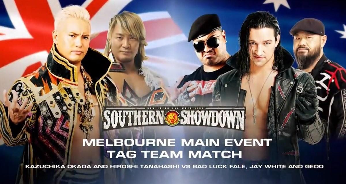 NJPW Southern Showdown in Melbourne (June 29, 2019)