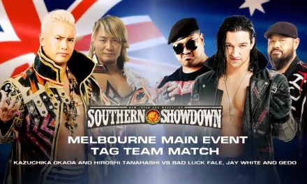 NJPW Southern Showdown in Melbourne (June 29, 2019)
