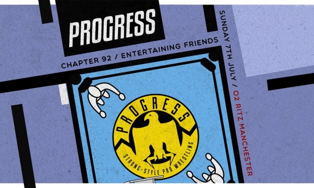 PROGRESS Chapter 92: Entertaining Friends (July 07, 2019)