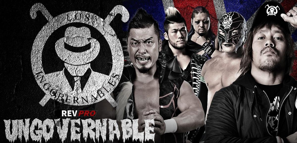 Revolution Pro Wrestling Ungovernable (June 29, 2019)
