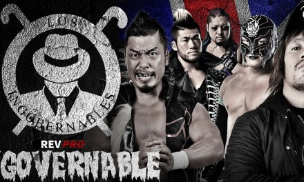 Revolution Pro Wrestling Ungovernable (June 29, 2019)