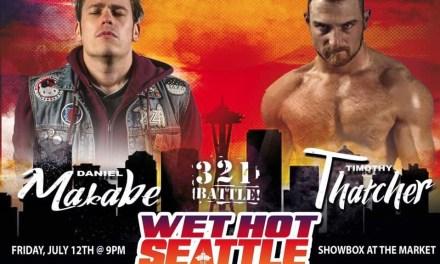 Match Review: Daniel Makabe vs. Timothy Thatcher (3-2-1 BATTLE! Wet Hot Seattle Summer 3) (July 12, 2019)