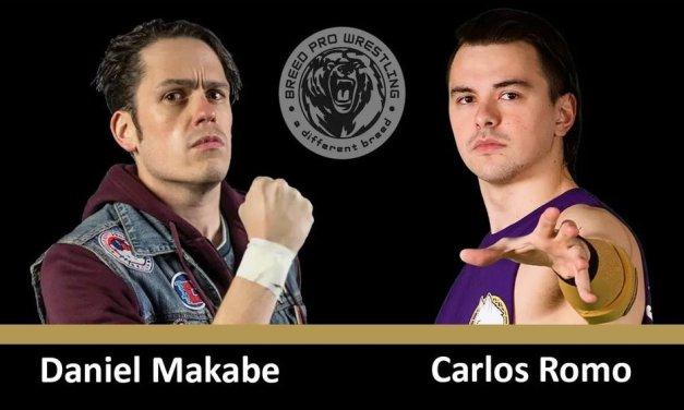 Match Review: Daniel Makabe vs. Carlos Romo (Breed Pro Breeding Ground 3) (September 07, 2019)