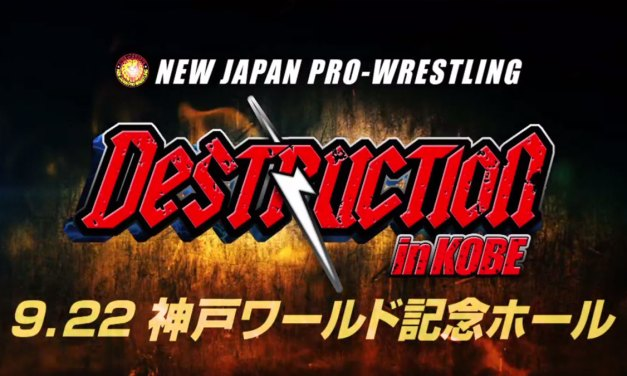 NJPW Destruction in Kobe (September 22, 2019)