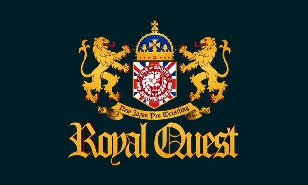 NJPW Royal Quest (August 31, 2019)