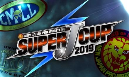 NJPW Super J-Cup 2019 – Night One (August 22, 2019)
