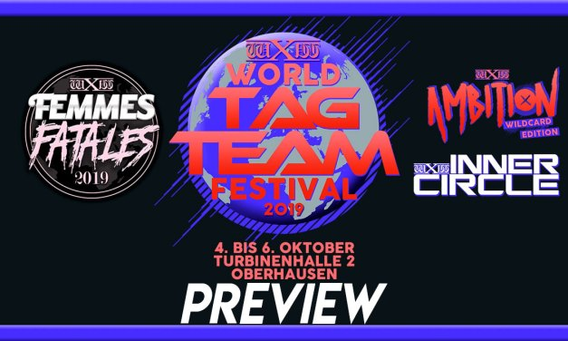 wXw World Tag Team Festival 2019 Preview