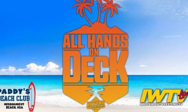 Beyond Wrestling All Hands On Deck (September 22, 2019)