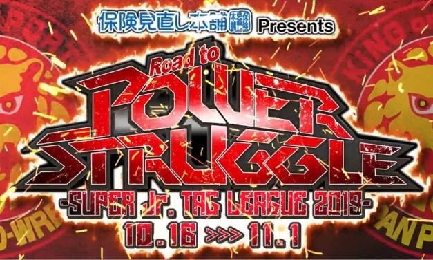NJPW Road to Power Struggle – Night Thirteen (Super Junior Tag League Edition) (November 01, 2019)