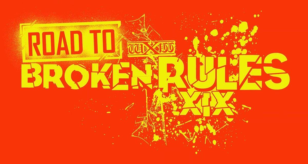 wXw Road To Broken Rules: Bielefeld (October 26, 2019)