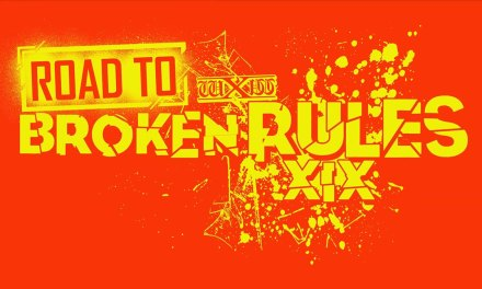 wXw Road To Broken Rules: Bielefeld (October 26, 2019)